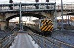AMTK 9649 arrives on train 665